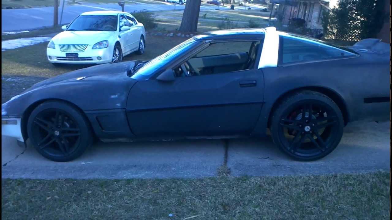 C4 Corvette Body Kits Html Autos Weblog