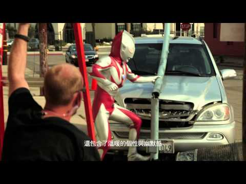 Ultraman x State Farm 廣告幕後拍攝花絮 1 Behind the Scenes Part I