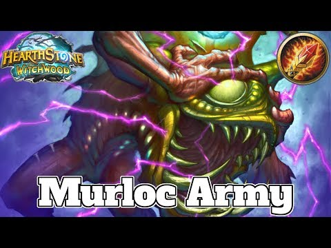Murloc Mage Witchwood | Hearthstone Guide How To Play