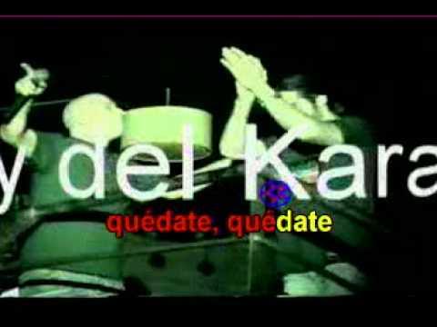 Karaoke Profesional Sergio Torres Nek - laura no esta - Cumbia Karaoke Original