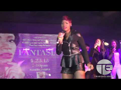Fantasia Smashes Impromptu Performance of