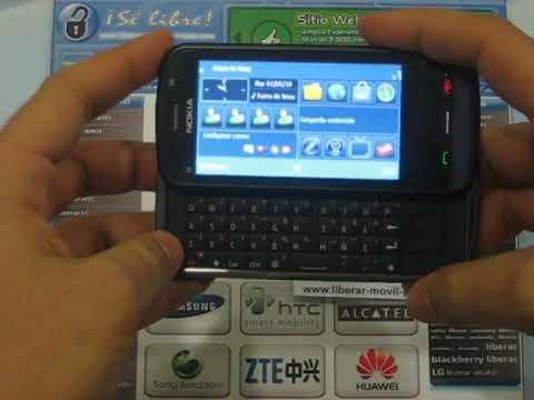 Liberar Nokia C6-00 por codigo imei, unlock www.liberar-movil-por-imei.com C6