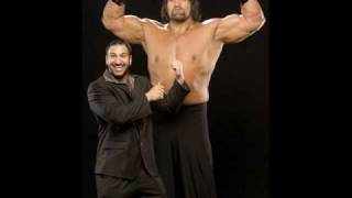 Top 5 Tallest Men In WWE History