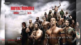 WWE Royal Rumble 2014 Official Theme Song ''We Own It