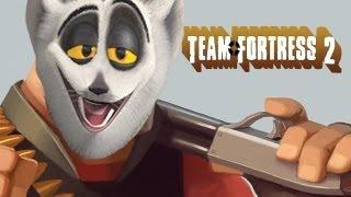 Król Julian Gra W Team Fortress 2!
