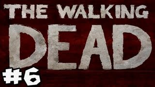 The Walking Dead Episode 1: A New Day Walkthrough Ep.6