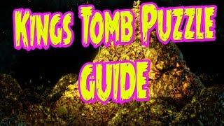 [Divinity Original Sin - King's Tomb - Kings Tomb Puzzle - En...] Video
