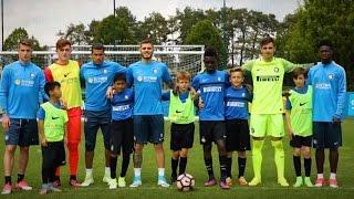 Un'estate nerazzurra con gli Inter Summer Camp