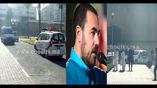 عــاجل و بالفيديو..لحظة عودة الزفزافي إلى محكمة الاستئناف بعد نقله إلى مستشفى ابن رشد بالبيضاء |