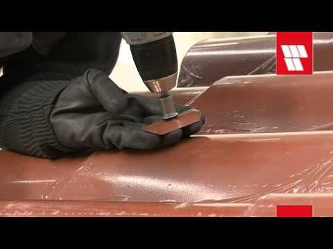 Italpannelli video instalacion panel de cubierta - Cubiertas imitacion teja ...