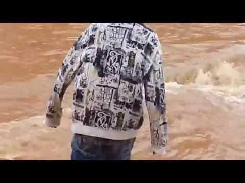 فيديو: فيضان بحي بوخريص الفوقاني أولاد تايمة