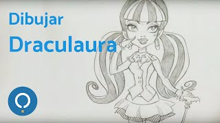 Dibujar A Draculaura De Monster High