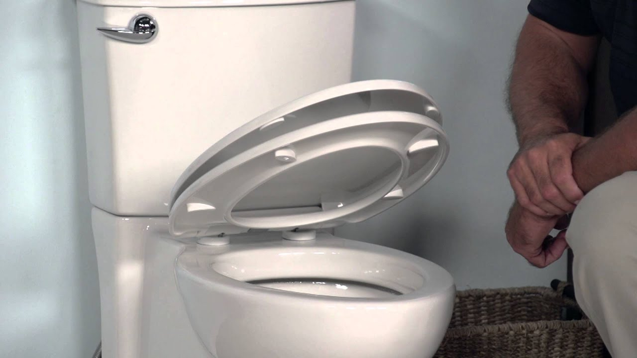 Toilets Cadet 3 Concealed Trapway Toilet By American