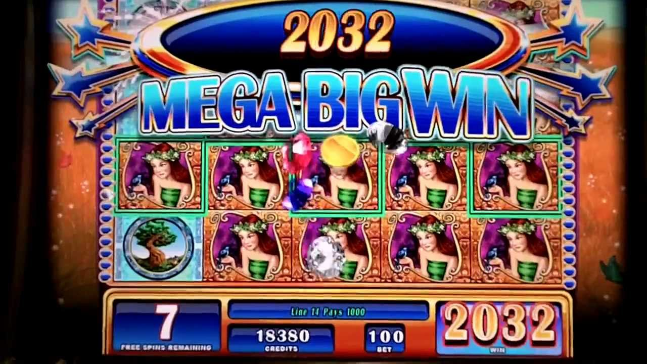 mega big win slot machines