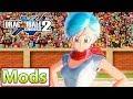 Dragon Ball Xenoverse 2 DBX2 MODs Mod Bulma Chan