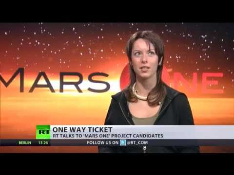 Girlfriend or Red Planet? 'Mars One' hopefuls on hard choices