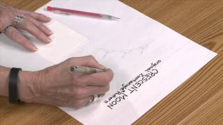 Make A Quilted Zentangle Card With Nancy Smith
