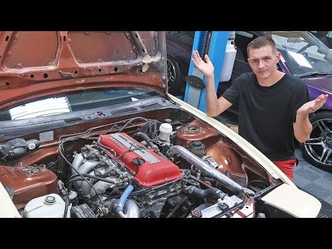 About the 2JZ Build...