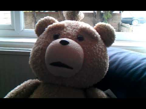 Ted Talking Plush Toy R-Rated 24