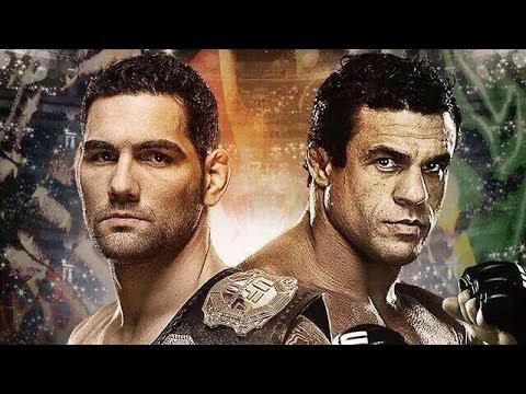 Chris Weidman vs. Vitor Belfort at UFC 173