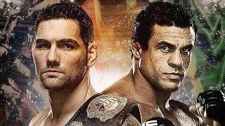 UFC 184 Chris Weidman Vs Vitor Belfort Fight Analysis