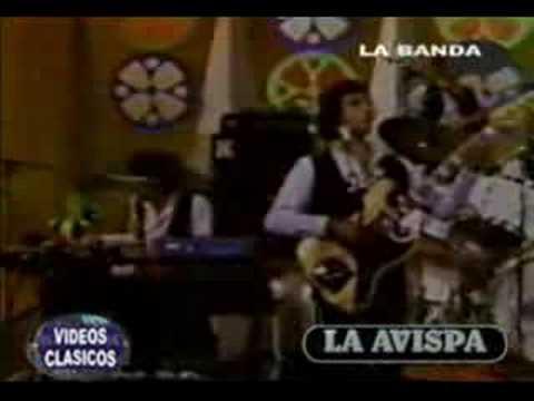 LA BANDA - LA AVISPA *** Costa Rica - Musica
