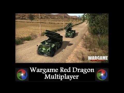 Wargame Red Dragon: Scandinavia (Total Destruction, 4v4)