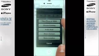 Usar Whatsapp: Como Enviar Fotos, Música, Agregar