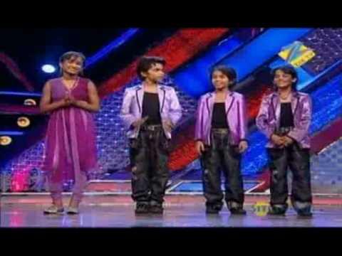DID Little Masters June 05 '10 – Jaikumar Nair Group Dance