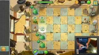 Plants Vs. Zombies 2: It's About Time Parte #1 JUEGO