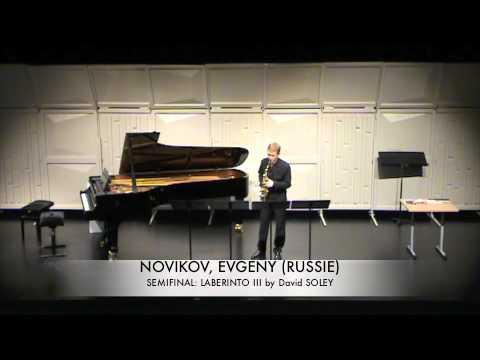 NOVIKOV, EVGENY RUSSIE laberinto