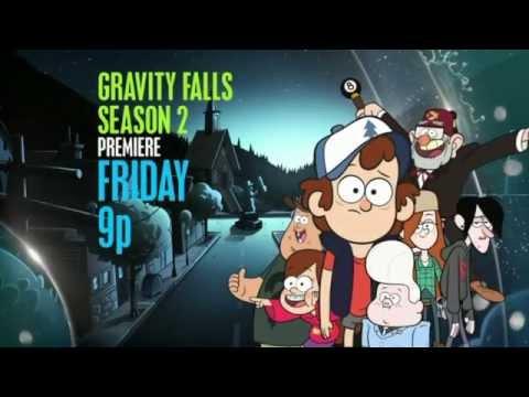 Gravity Falls - Scaryoke - Preview