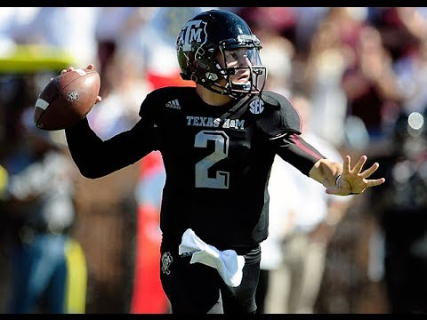 Johnny Manziel - Career Highlights - 2012-2014 ᴴᴰ