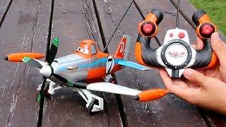 Racing Dusty Crophopper Diecast Aircraft / Jeżdżący