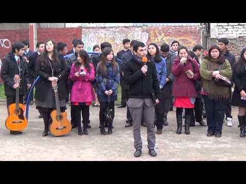 Punto de Predicación en Reunión de Juventud Jotabeche 40 Clase San Luis