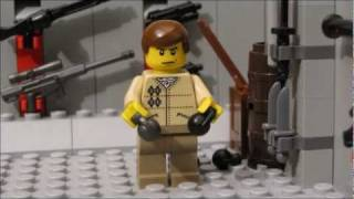 Lego Zombie Movie Zombie Hunter