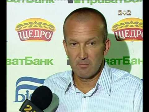 Роман Григорчук после игры с Кривбассом