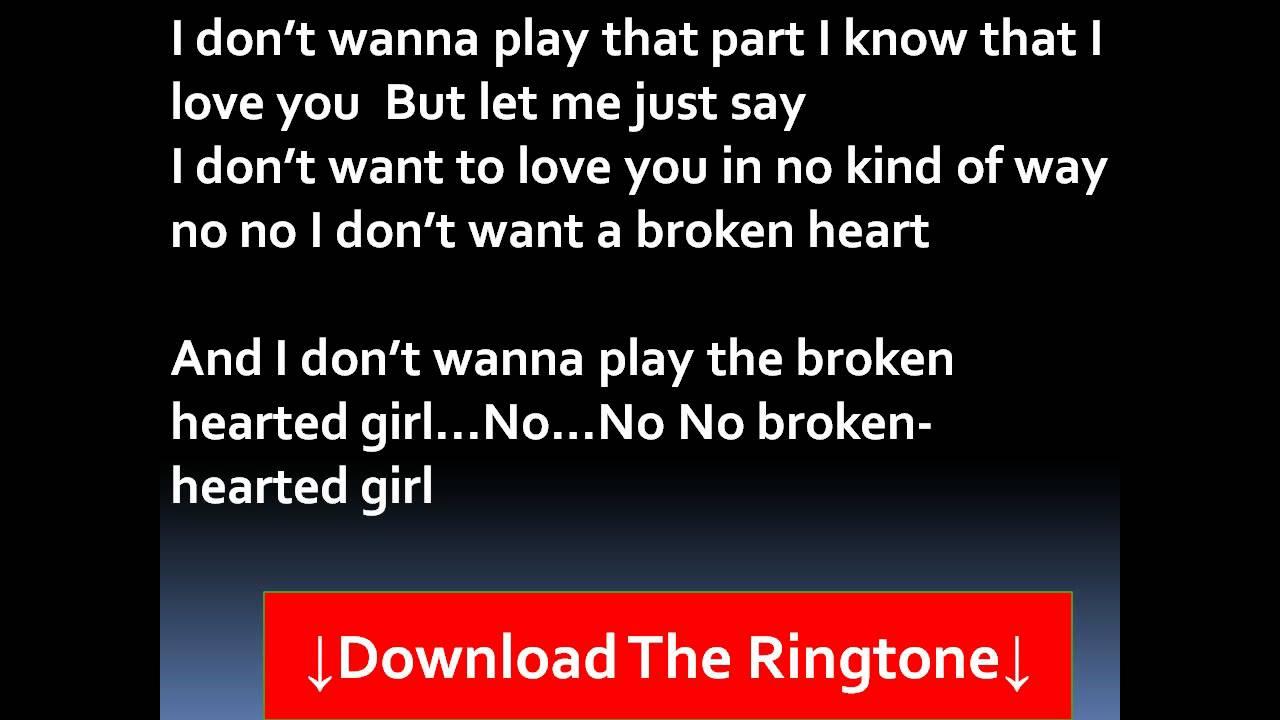 Auburn broken hearted lyrics - YouTube
