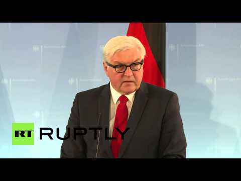 Germany: 'No alternative to US co-operation' says Stenmeier despite spy scandal