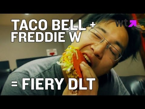 Taco Bell Fiery DLT 3D Printer FreddieW FTW | What's Trending Now