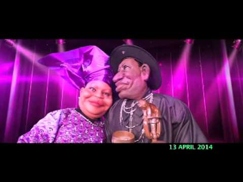 Drunk In Power by G.E.J. and Dame Patience | Buni TV