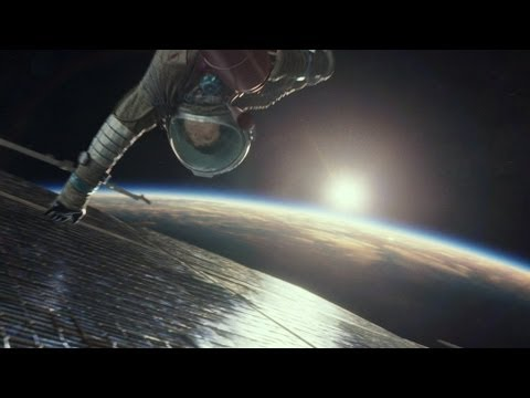 Gravity - Official Main Trailer [2K HD]