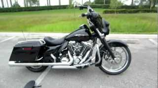 """FLHX Street Glide, 21"""" Wheel, 14"""" Apes, Tricked Out Save"""