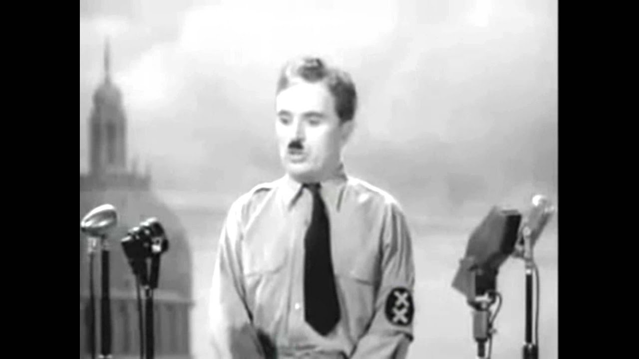 in the name of democracy let The great dictator is a 1940 american political satire comedy-drama film written,  then – in the name of democracy – let us use that power – let us all unite.
