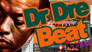 Instrumental Rap Beat West Coast Hip Hop 2012 FL Studio Dr
