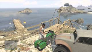 GTA 5 SUBMARINE (SECRET BOAT) LOCATION AND GAMEPLAY