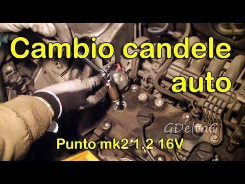 Come cambiare le candele auto punto 2 1999 1.2 16V