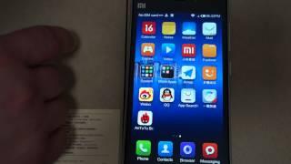 XiaoMi Mi3 SnapDragon MSM8274 2.3ghz 3g WCDMA Phone Full