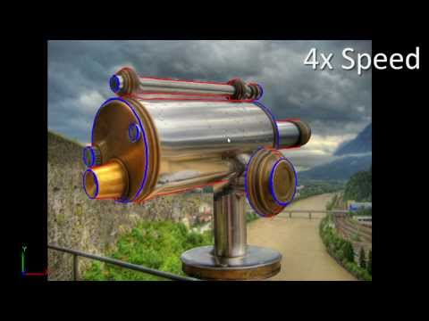 Thumbnail of video 3-Sweep: Extracting Editable Objects from a Single Photo, SIGGRAPH ASIA 2013