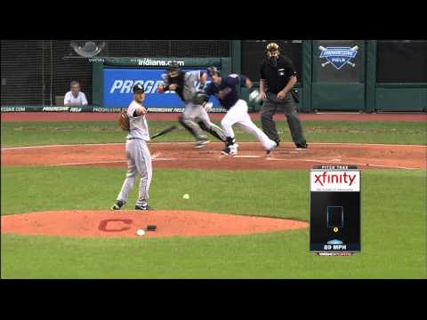 2013/07/30 Rienzo's Major League debut